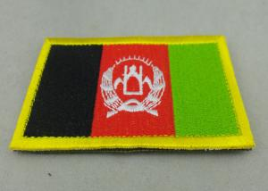 China Create Flag Clothing Embroidery Patches Custom Personalized Patch on sale