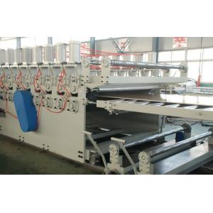 China Conical Twin Screw Extruder , 30mm WPC PVC Foamed Board Machine on sale
