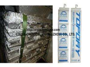 China Disposable 1kg Container Desiccant Dehumidifying Agent on sale