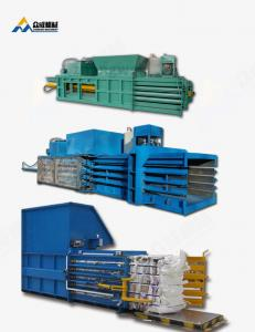 China Hot sale ZW brand baler machine hydraulic baler for plastic baling machine hydraulic shearing machine on sale
