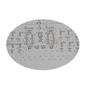 China Custom Single / Double  Layer LED Light PCB Board / Aluminium Pcb Board on sale