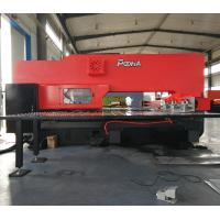 China Red Color Cnc Punching Press Machine For Steel Plate , High Performance on sale