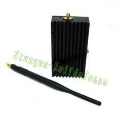 Quality Hand Held Walkie Talkie radio Jammer / interphone wireless transceiver signal jammers for sale