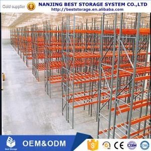 China 1000KG - 5000KG high qualit cold rolled steel Q235B heavy duty racking with Corrosion protection on sale