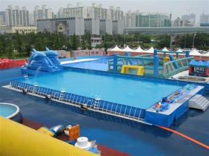 China China manufacturer large inflatables water slide jungle adults and kids inflatable slip and slide for fun on sale