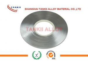 China Ultra - Thin Nickel Chrome Alloy Cr20Ni80 Flat Band 150 * 0.06mm For Metallurgical Industry on sale