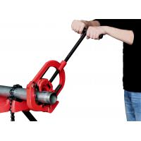 China Red 1 1/2 Hinged Portable Pipe Cutting And Beveling Machine on sale