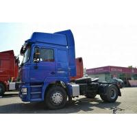 12.00R20 Tires Custom Tractor Trailer Trucks With ZF Steering Oil Pump 18000kg