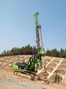 China Bore Pile Drilling Rigs Kr90c Piling Rotary Rig Used Drilling Machine on sale