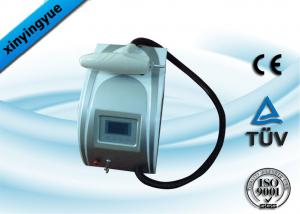 China Desktop Q - Switched ND Yag Laser Tattoo Removal Equipment For Eyebrow Line / Sunburn Spot on sale