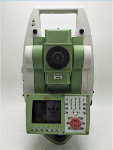 China Leica TS15 Used Surveying Instrument R1000 Reflectorless Total Station on sale