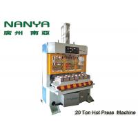 China Semi Automatic Hot - Press Machine For Molding Industrial Packaging Trays on sale