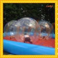 Best price of water walking ball/inflatable aqua ball/walk in water ball for selling with high quality