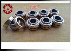 China Micro Radial Spherical Plain Bearing GE6E For Engineering Machinery on sale