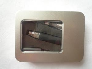 China Zink Box Ego Ce4 New Style Wholesale Metal Case Hot E Cigarette Starter Kit on sale