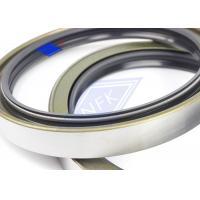 Vertical Shaft Rubber Oil Seal , Distributor Metal Cased Oil SealsFor PC300-7