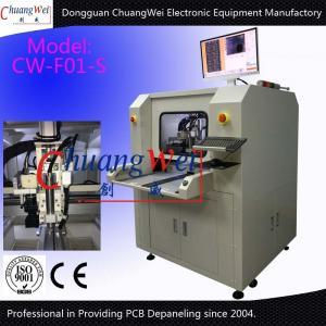 China Precision Printed Circuit Board Router Pcb Manufacturing Machine / Pcb Cutting Machine on sale