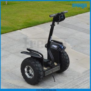China 36V Gyroscope Off-Road Self Balancing Scooter Low energy consumption With Powerful Electric Motor on sale