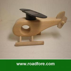 China solar power toy,solar airplane,solar helicopter toy,solar educational toy,wooden airplane,wooden toy on sale