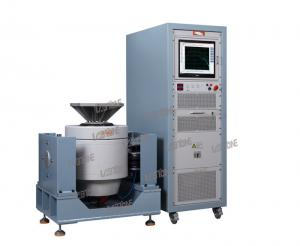 China Battery Test Laboratory Vibration Test Equipment Vertical Vibration Test System on sale