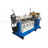 China Cold Feeding Rubber Hose Extruder Extrusion Machine with Temperature Control System on sale