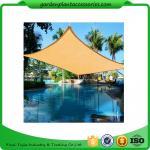 La vela de la sombra de Sun del triángulo/la sombra al aire libre de la prenda impermeable navega 3 X 3M size2 los 4.5*4.5*4.5m size3 los 5*5*5m el 180g/m