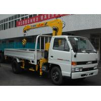 Light Raise And Down XCMG Truck loader crane With 2.1 Ton, 20 L/min