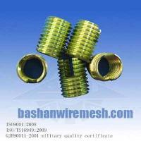 Factory price self tapping thread insert /screw thread coils for aluminum