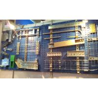 China 200x100mmの熱い浸された電流を通された適用範囲が広い金網の電気ケーブルの皿は、ステンレス製/熱すくい鋼鉄/ケーブル・トレーに電流を通しました on sale