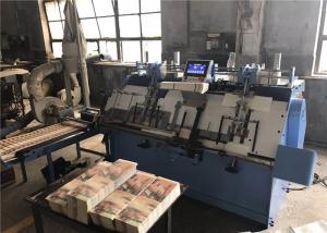 China 4.5kw Paper Glue Binding Machine , Hot Glue Book Binder Binding Machine on sale