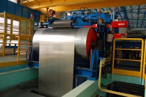 China HC380LAの熱い浸された電流を通された鋼鉄コイルによって電流を通される表面処理 on sale