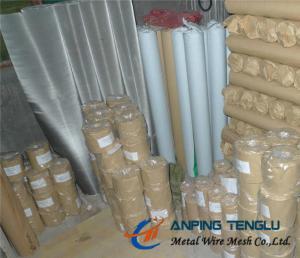 China Plain Weave Dutch Woven Mesh, 50×270Mesh, 50Micron Aperture, 1.0mX30m on sale