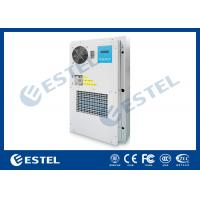 IP55 Waterproof  Telecom Cabinet Air Conditioner High Precision Galvanized Steel Cover DC48V