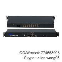 4/8E1 Over Ethernet Tdmoip Gateway (E1/T1 over IP) multiplexer