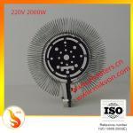 fio do aquecimento para os calefatores de fã 2000W 220V