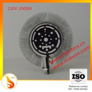 China heating wire for fan heaters 2000W 220V on sale