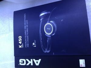 China AKG K450 headphone on sale