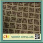 Ткань драпирования бумажной ткани печатания изготовленная на заказ автоматическая, домашняя ткань драпирования софы Funiture
