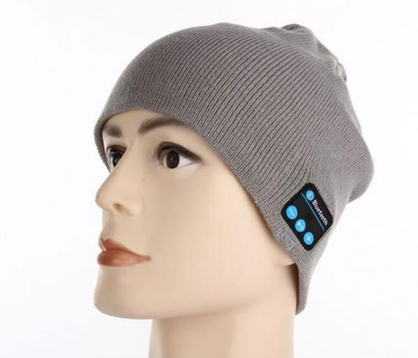 508b96d2f Wireless Bluetooth headphones Music hat Smart Caps Headset earphone ...