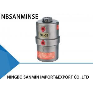 Del bastidor de la industria temperatura máxima de los vibradores FAL derecho del ℃ linear neumático de la serie 150