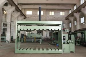 China Custom Gabion Production Line Automatic Gabion Netting Hydraulic Packing Machine on sale
