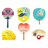 China Plastic Promotional Gift Hand Fans on sale
