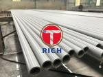 Plain End 304 316 Stainless Steel Tube Polishing Surface For Piping Systems