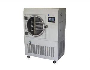 China Lyophilizer 2.5kw 380V 10Pa Vacuum Food Freeze Dryer on sale