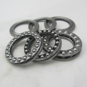 China Carbon Steel Rod End B Single Row Ball Bearing 51105 HRC62-66 Hardness on sale