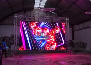 China HD AV Production LED Wall Audio Visual Display Screens Mean Well Power Supply on sale