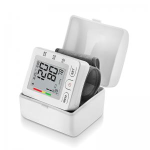 China Full automatic digital Blood pressure monitor/Wrist blood pressure monitor for sale on sale