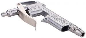 China DG-10 type connecteurs pneumatiques de tuyau de corps en aluminium court de bec du pistolet à air comprimé d'air 30mm on sale