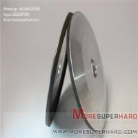 4A2 CBN Resin Bond Wheel / Diamond Resin Grinding Wheel 800 Grit For Wood Cutting Blades