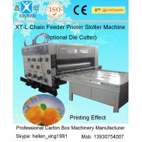 Recycled Cardboard Box Paper Carton Making Machine For Packaging Printing